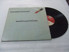 Stephen Schlaks – Sensitive And Delicate  - Disco Vinile 33 Giri LP Album 1979