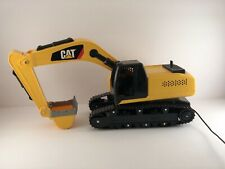Toy State CAT Caterpillar Remote Control RC Excavator Tractor Digger Truck