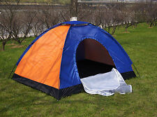 KRAFT PICNIC CAMPING HIKING TENT FOR 4 PERSON- DC