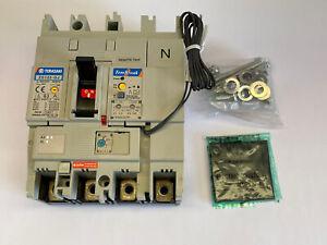 Terasaki TemBreak 2 ZS125-GJ Earth Leakage Circuit Breaker 4P 63A MCCB CBR