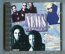 HANSA NEWS Promo-CD Juni '89 REMIXES Milli Vanilli HANNES KRÖGER Monkey See