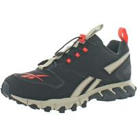 Reebok Mens DMXpert Black Running Shoes Sneakers 6.5 Medium (D) BHFO 1273
