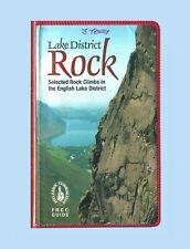 LAKE DISTRICT ROCK.  F&RCC  GUIDE. Edited By S. J. H. Reid. 2003