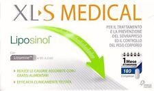 XLS MEDICAL LIPOSINOL 1 MESE DI TRATTAMENTO 180 COMPRESSE  (OFFERTA PROMO)