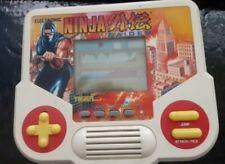 RARE Vintage Ninja Gaiden Tiger Electronic Handheld Video Game Tested & Works