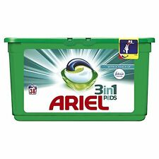 Ariel 3in1 Pods With A Touch Of Febreze Freshness 38 Washes