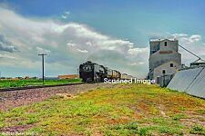 Original Photograph: UP 844 at Hambert, CO, return from Denver