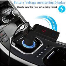Bluetooth sans fil FM émetteur Kit Voiture Mp3 Musique Lecteur Radio & USB AUX
