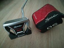 """TAYLORMADE SPIDER OS  PUTTER   34""""  OVERSIZED TECNOLOGY    like new !!!!"""