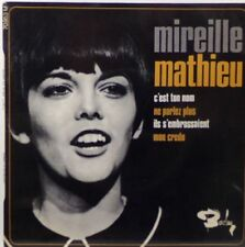 45 tours - Mireille Mathieu - C Est Ton Nom - ne parlez plus