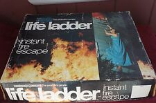 Life Ladder Instant Fire Escape: 15 Foot Ladder/ Model 2D