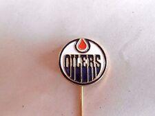 Vintage Edmonton Oilers NHL Hockey Team Stick Pin