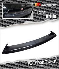 Carbon Fibre Front 3 Fin Grill Grille for 12-15 NISSAN GT-R Facelift GTR DBA R35