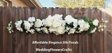 """35"""" Swag ~ Many Colors ~ Centerpiece Silk Wedding Flowers Arch Decorations"""