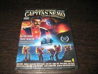 Captain Nemo La Île Mystérieuse DVD Omar Sharif Gerard Tichy Scellé Neuf