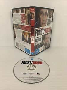 Frost Nixon DVD Michael Sheen Movie Drama - FREE TRACKED POSTAGE