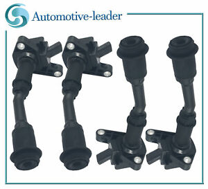 4X Ignition Coils For Ford Escape 2017-2018 Fusion 2014-2019 1.5L DS7G-12A366-BB