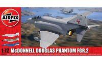 AIRFIX® 1:72 MCDONNELL DOUGLAS PHANTOM FGR.2 MODEL AIRCRAFT KIT RAF JET A06017