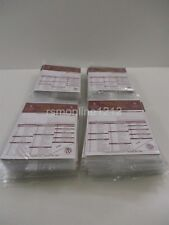 Lot of 100 JJ Keller 471 ( 9MP ) Annual Vehicle Inspection Report and Label