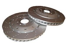 NEW Genuine Audi RS5 Brake Front & Rear Brake Discs