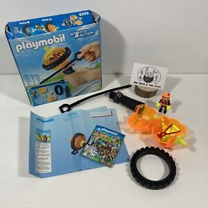 Playmobil 9203 Sports And Action Orange Alien Speed Ball Childs Toy Outdoor Fun