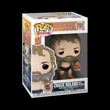 Funko - POP Movies: Cast Away - Chuck w/ Wilson Brand New In Box