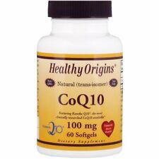 Kaneka Coenzyme Q10 100mg 60 Capsules | Cardiovascular Antioxidant | Energy