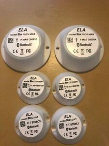 Teltonika Bluetooth PUCK Mag, movement  x demo pucks ( 15 each )