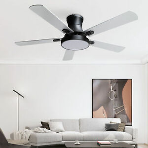 """42"""" Ceiling Fan with LED Light Remote Control 3 Color / Speed Change Chandelier"""