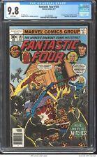 Fantastic Four #185 1977 CGC 9.8 - 1st appearance of Nicholas Scratch