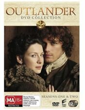 Outlander Series - COMPLETE Season 1 & 2 (DVD, 12-Disc Set) NEW Box Set