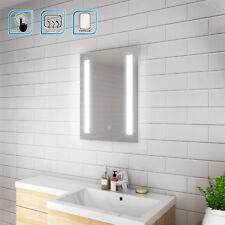 500x700mm Illuminated LED Bathroom Mirror Light | IP44 | DEMISTER | TOUCH