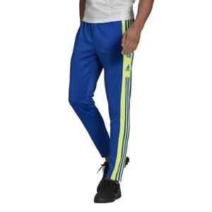 adidas Squadra21 Fußball Trainingshose lange Sporthose royalblau/gelb [GP6451]
