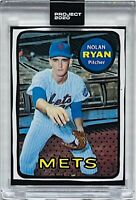 NOLAN RYAN 2020 TOPPS #87 NEW YORK METS SLABBED UNCIRCULATED SEALED CARD
