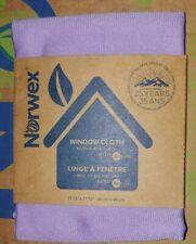 Norwex Window Cloth w/BacLock Chemical-free* in Purple