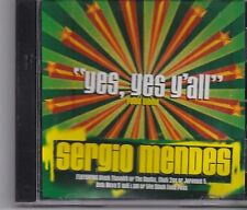 Sergio Mendes-Yes Yes Yall promo cd maxi single 5 tracks