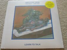 SKELETON CREW - LEARN TO TALK (FRED FRITH / TOM CORA) - NEW LP