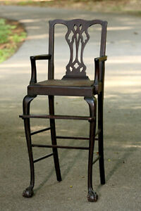 Centennial Chippendale youth chair