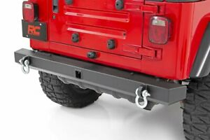 Rough Country For Jeep Classic Full Width Rear Bumper 87-06 Wrangler YJ/TJ