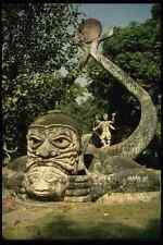 555041 Free form Sculpture Laos A4 Photo Print