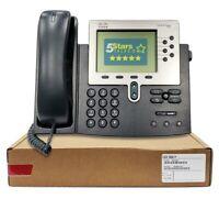 Cisco 7962G IP Phone (CP-7962G=) - Certified Refurbished, 1 Year Warranty