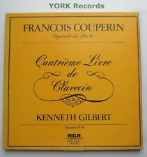 LHL4 5096 - COUPERIN - Quatrieme Livre (Vols 13-16) GILBERT - Ex 4 LP Box Set