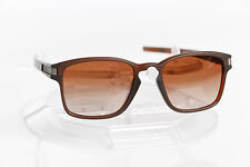 ❗️ OAKLEY LATCH OO9353-09 Matte Dark Brown/Dark Brown Gradient Men's Sunglasses