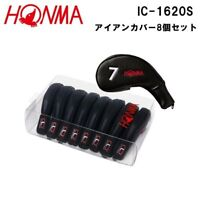 Honma Golf Iron cover 8 pieces set (# 5 to 11, SW)  Japan IC-1620S F/S JP
