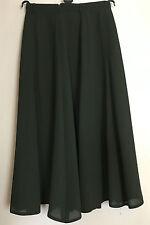 """Bianca Green Long Skirt Size M Waist 29"""" Length 35"""" UK14 EU40 - FREEPOST"""