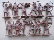 Modern Recast Vikings Marx Russian made toy soldiers 60 mm