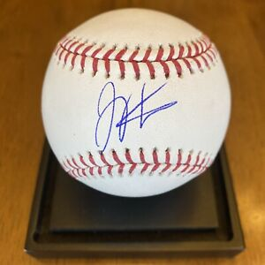 Joey Votto Signed Autographed Official Major League Baseball Reds Beckett COA
