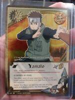 Naruto CCG YAMATO (control by fear) 655 Super Rare (Used)