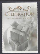 "Australia 2013 Greetings ""Celebration"" Booklet Phil 903053 B557"