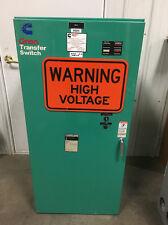 600 Amp Automatic Transfer Switch ATS Onan 0306-3490-07 440 480 Volt